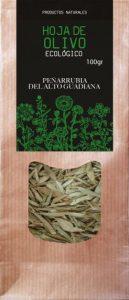 bolsa hoja de olivo peñarrubia del alto guadiana