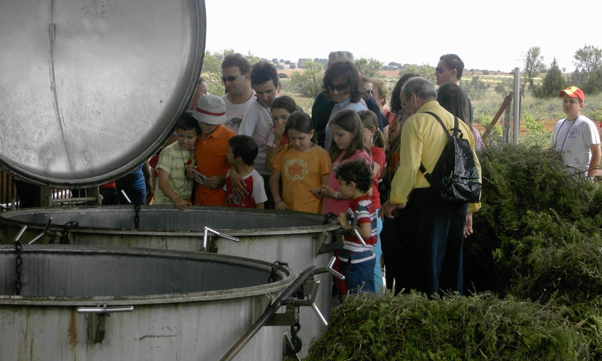 Visita Peñarrubia del Alto Guadiana